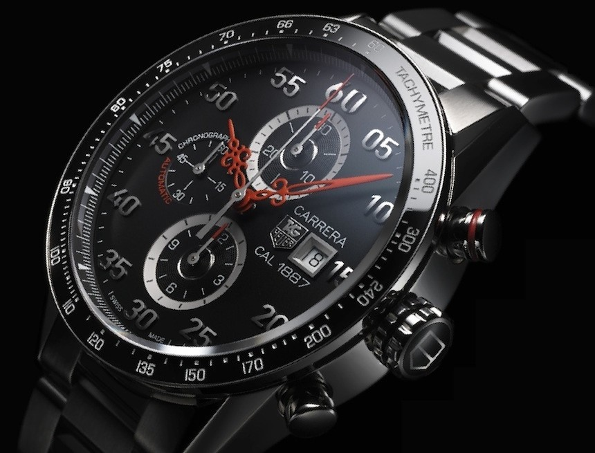 Tag Heuer S Limited Edition Carrera Calibre 1887 Time