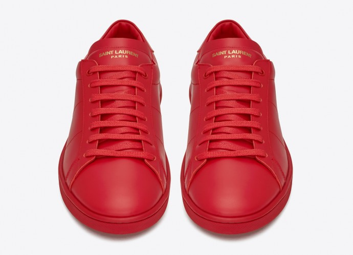Yves Saint Laurent sneakers (1)