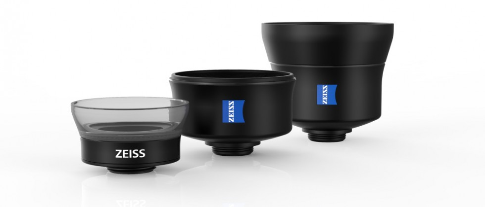 b50e5d2c100 Zeiss unveils three high quality lenses for the iPhone -