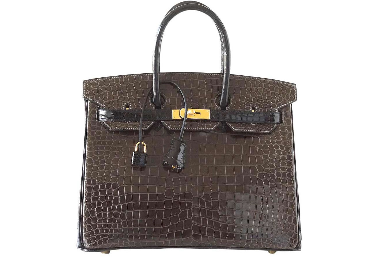 A secondhand Hermes Birkin bag just sold for almost  100,000 on Baghunter! - 58437a5f3f