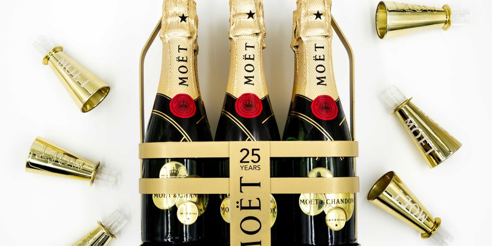 champagne 6 pack