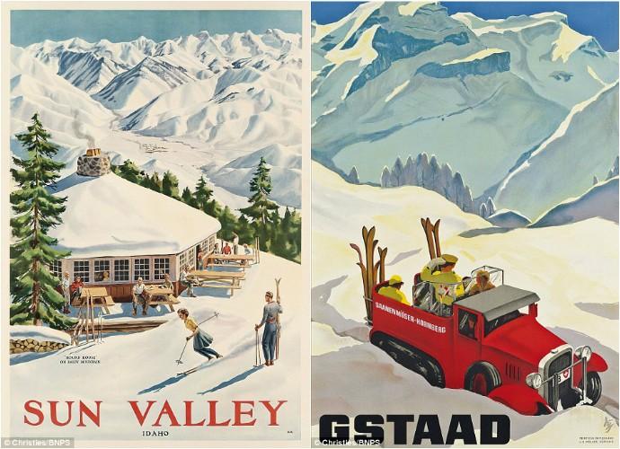 vintage ski posters (3)