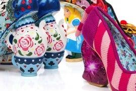 Alice in wonderland shoes (2)