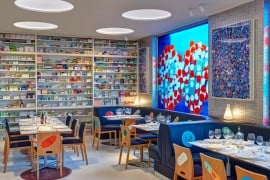 Damien Hirst's second restaurant - Pharmacy (2)