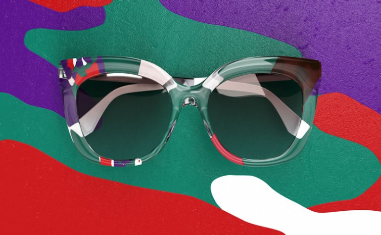 FENDI Jungle Sunglasses_Video_04