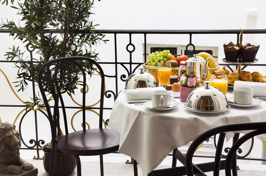 HOTEL DA VINCI_BREAKFAST6