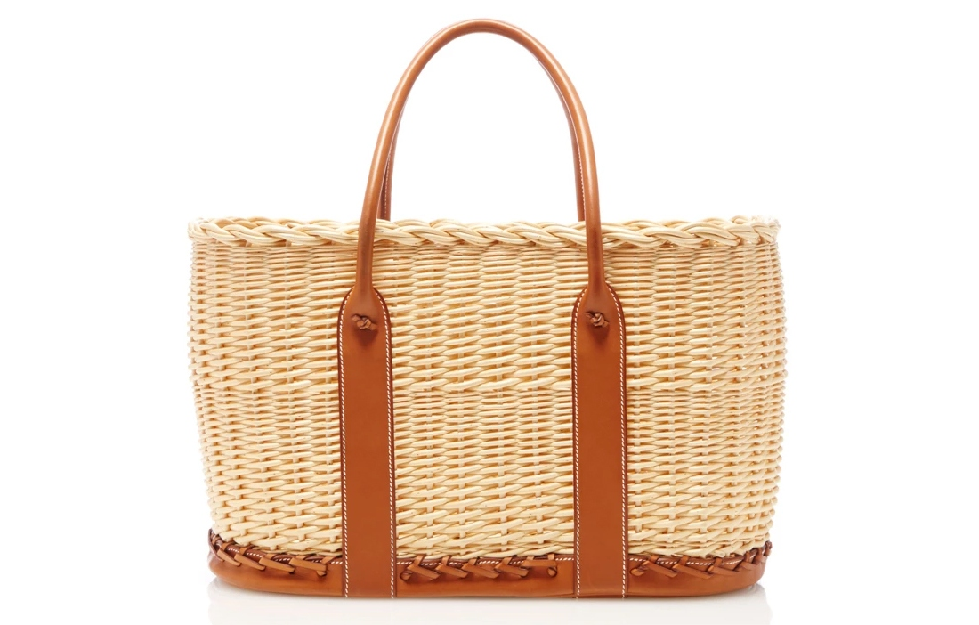 birkin bag knockoffs hermes natural picnic garden party. Black Bedroom Furniture Sets. Home Design Ideas