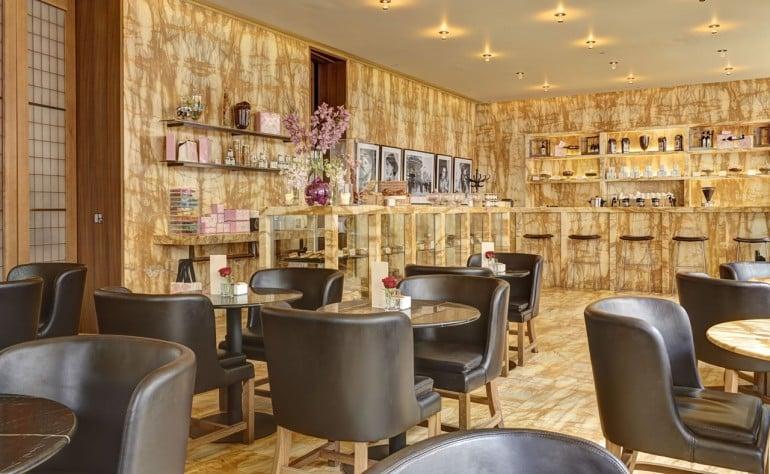Hotel Cafe Royal - The Cafe 4