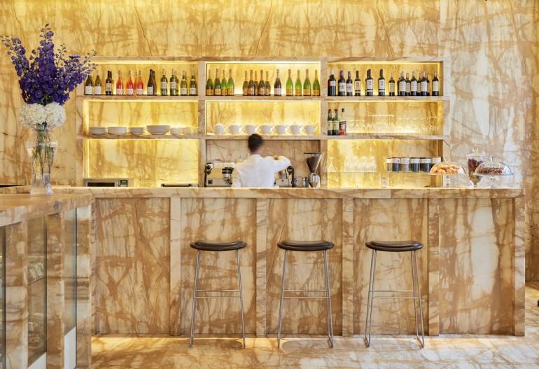 Hotel Cafe Royal - The Cafe 6