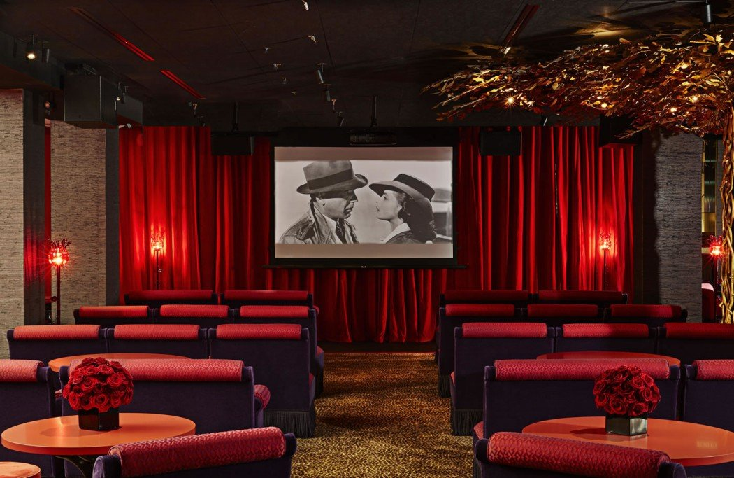 Hotel Vagabond Salon Movie Screening