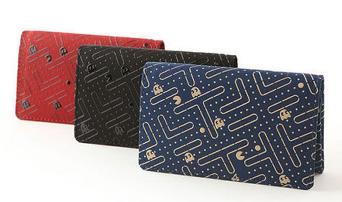 Inden-ya and Pac-Man Business Card Holder