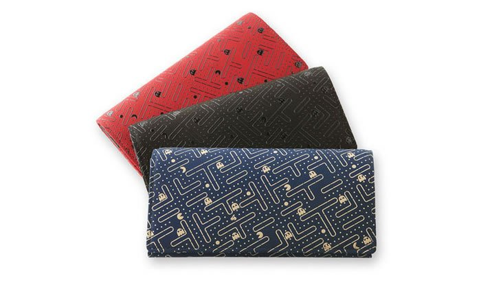 Inden-ya and Pac-Man Long Wallet