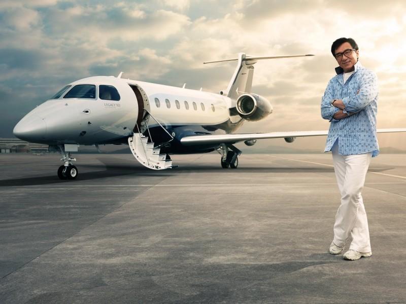Jackie-Chan-Business-Jet