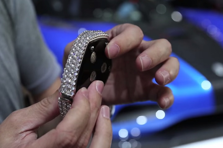 Koenigsegg-Diamond-Key