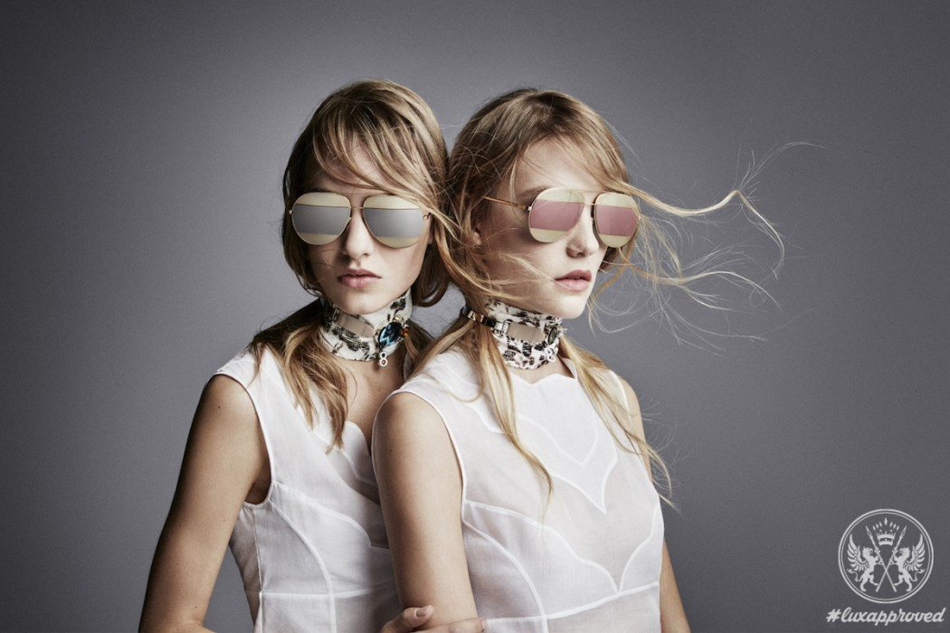 Ohlala Dior Introduces The New Diorsplit Sunglasses