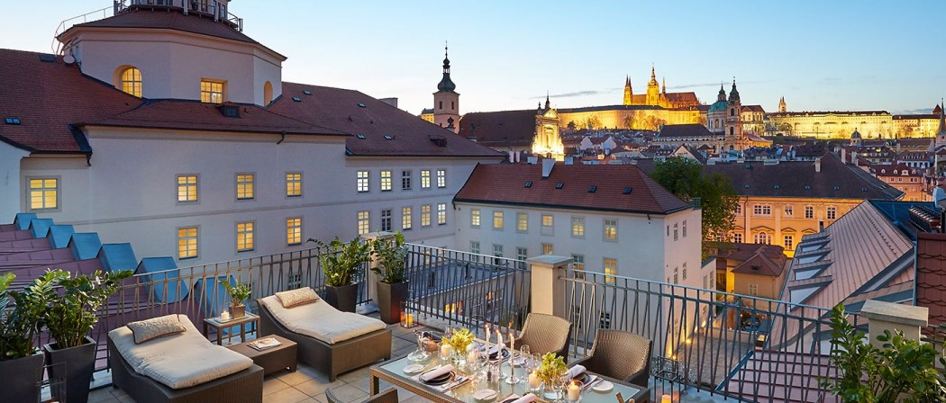The Mandarin Oriental - Prague