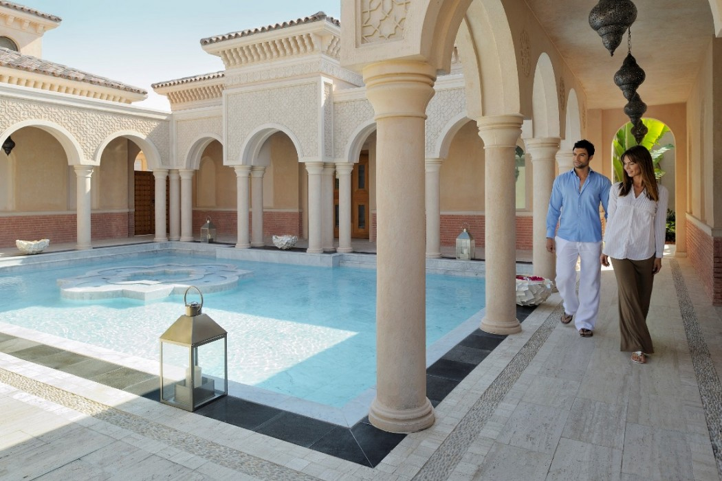 One&Only The Palm - Spa Pool