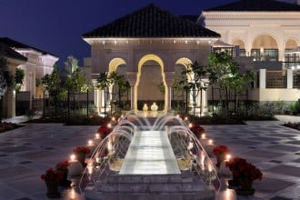 One&Only The Palm - Spa - Cloister Pavillion 2