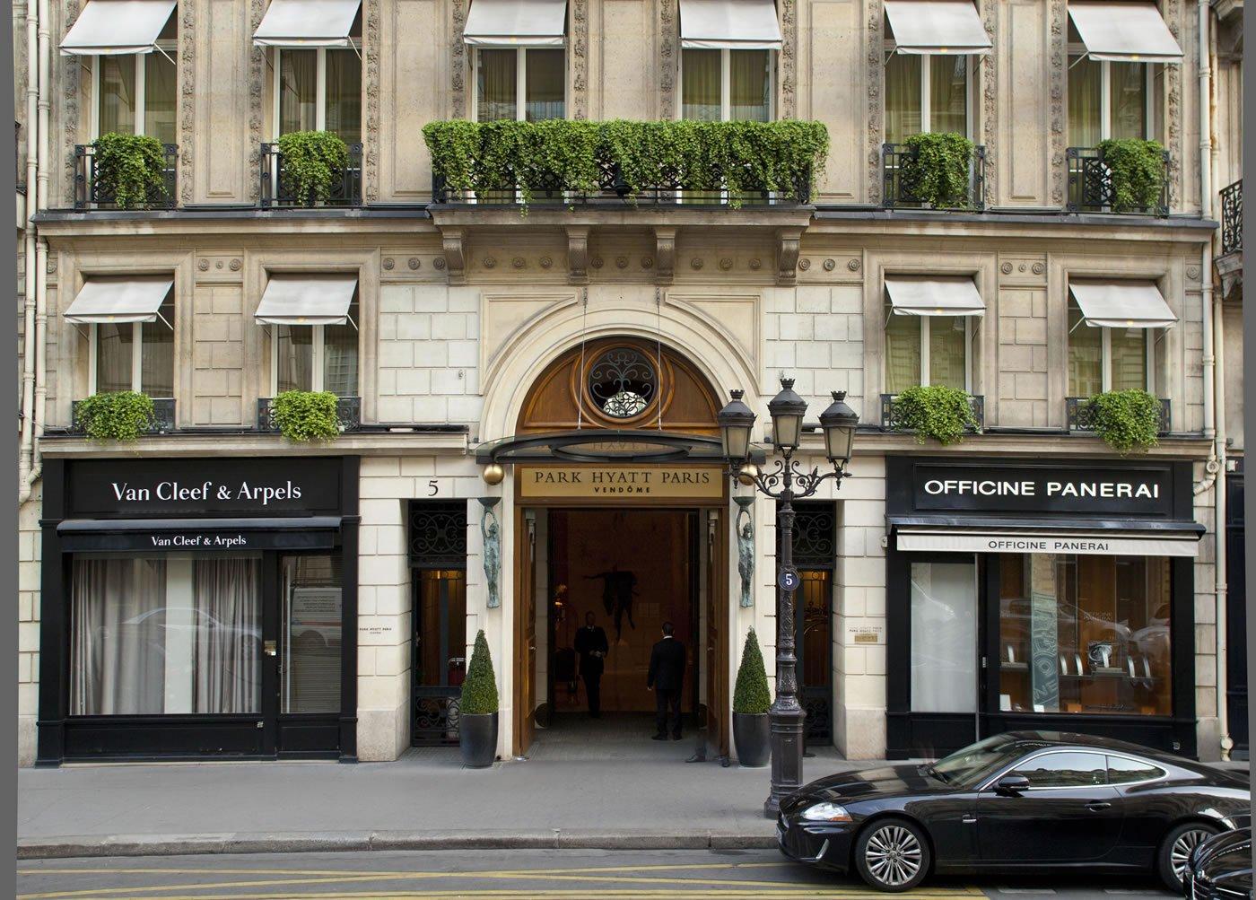 Park hyatt paris vend me review for Top hotel france