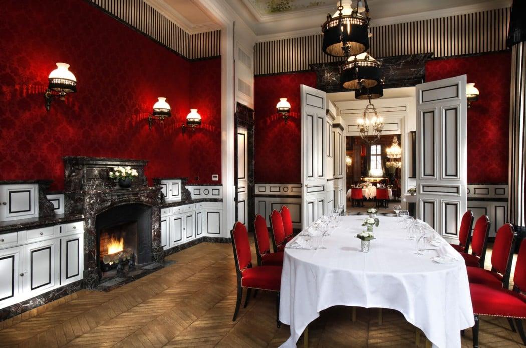 Saint James Paris p - salon Club Room