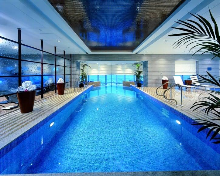 Horizon club swimming pool