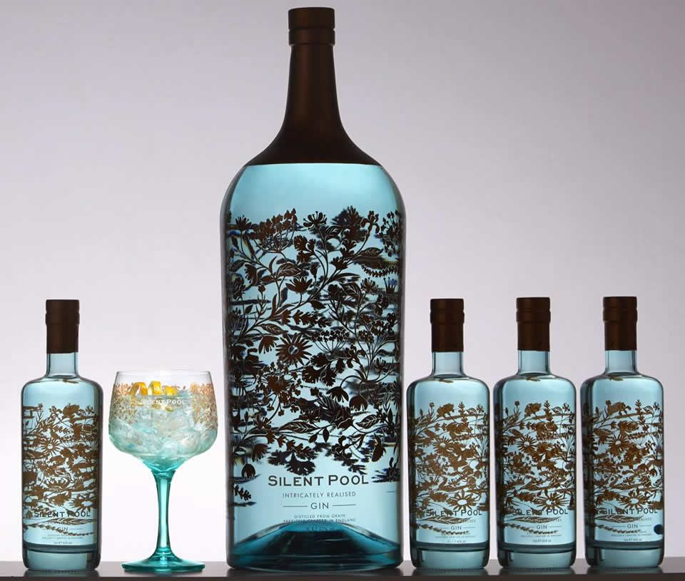 At almost 7 000 could this be the world s most expensive - Silent pool gin ...