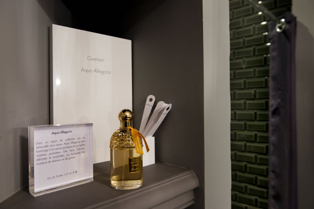 Spa Guerlain Saint James Paris