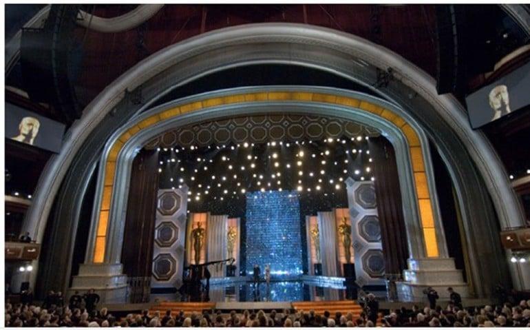 Swarovski Oscar Stage 2007