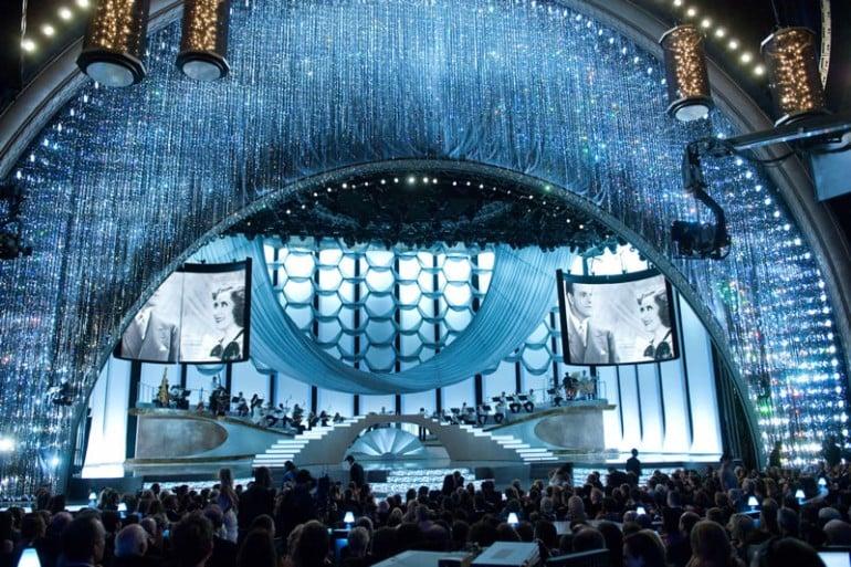 Swarovski Oscar Stage 2010