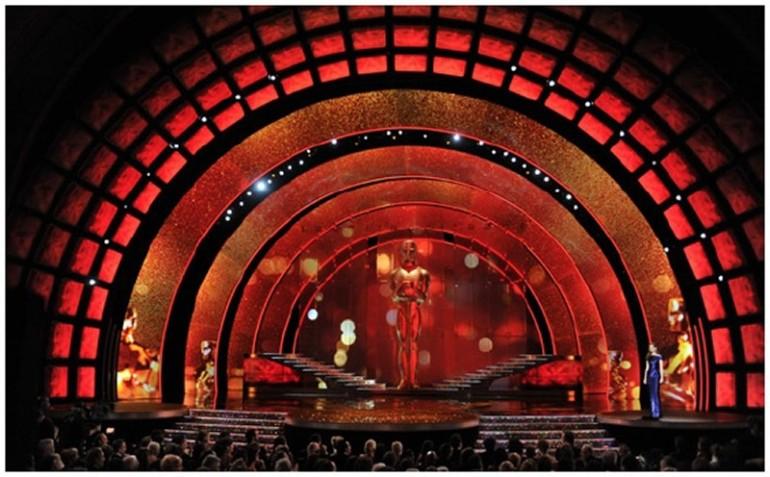 Swarovski Oscar Stage 2011
