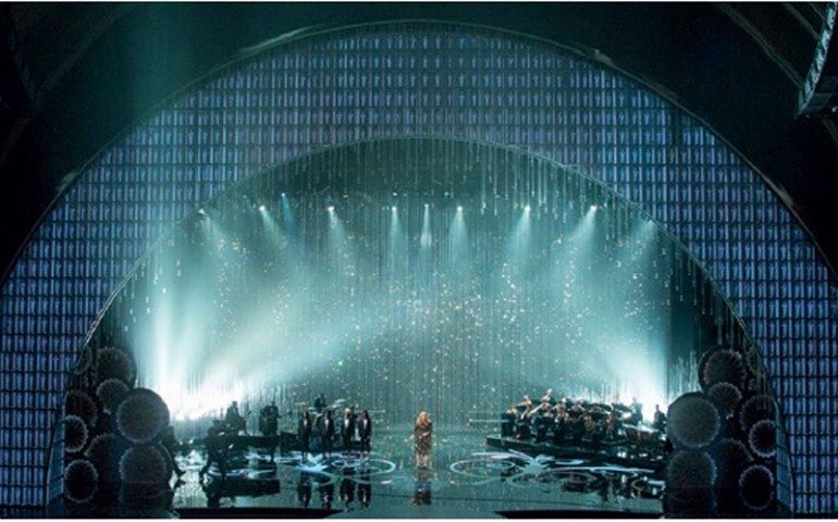 Swarovski Oscar Stage 2013