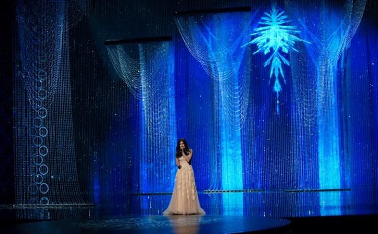 Swarovski Oscar Stage 2014