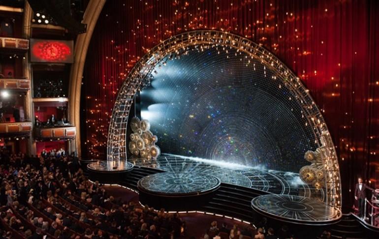 Swarovski Oscar Stage 2015