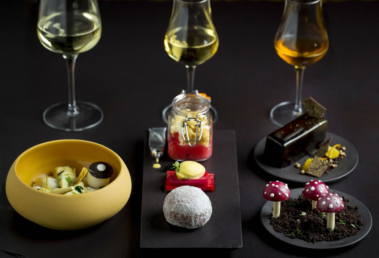 Cafe Royal Launches Londons First Dessert Restaurant