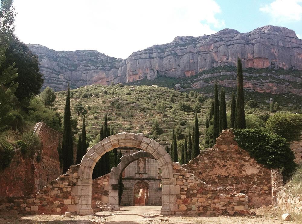 The Historical Scala Dei Monastery