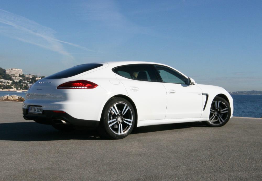 Chrome Door Handles >> Simply the best 4-door supercars