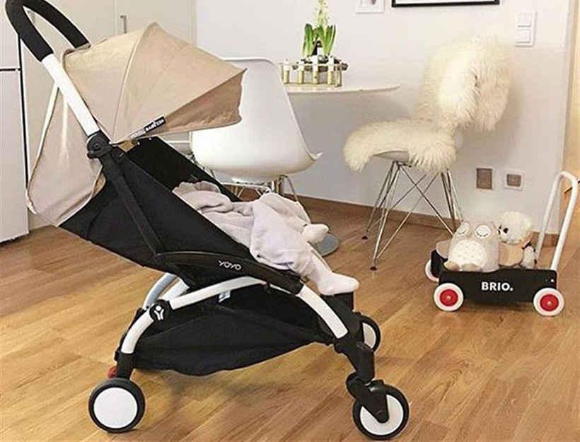 Babyzen S Yoyo Travel Stroller Is Your Baby S New Must