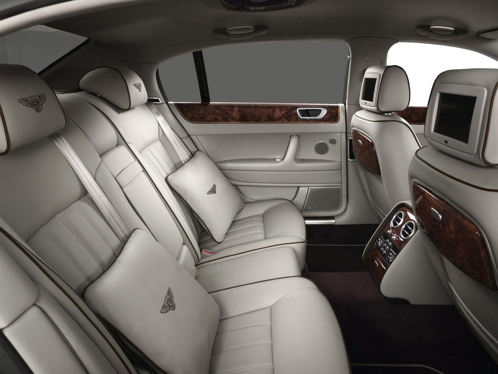 simply the best 4 door supercars - Porsche Panamera White Interior