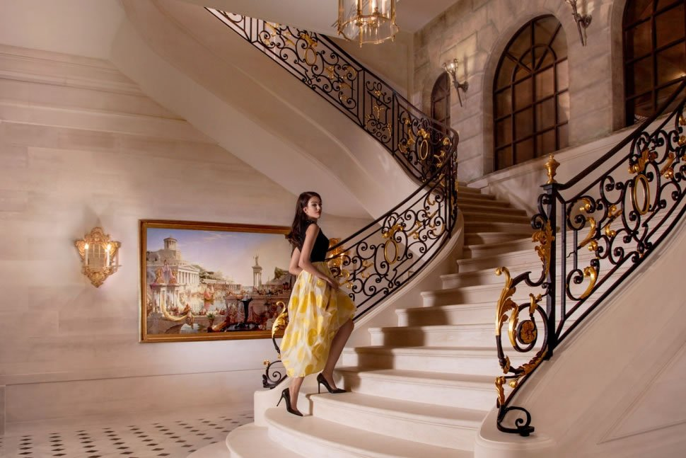 The Worldu0027s Most Expensive Home Is A French Palace Brought To Life And It  Was Just Sold For $301 Million!