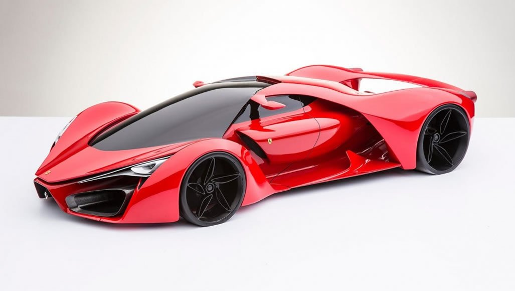 Designer Adriano Raeli Unleashes The Ferrari F80 Concept With A Top Speed Of 500 Km H Luxurylaunches