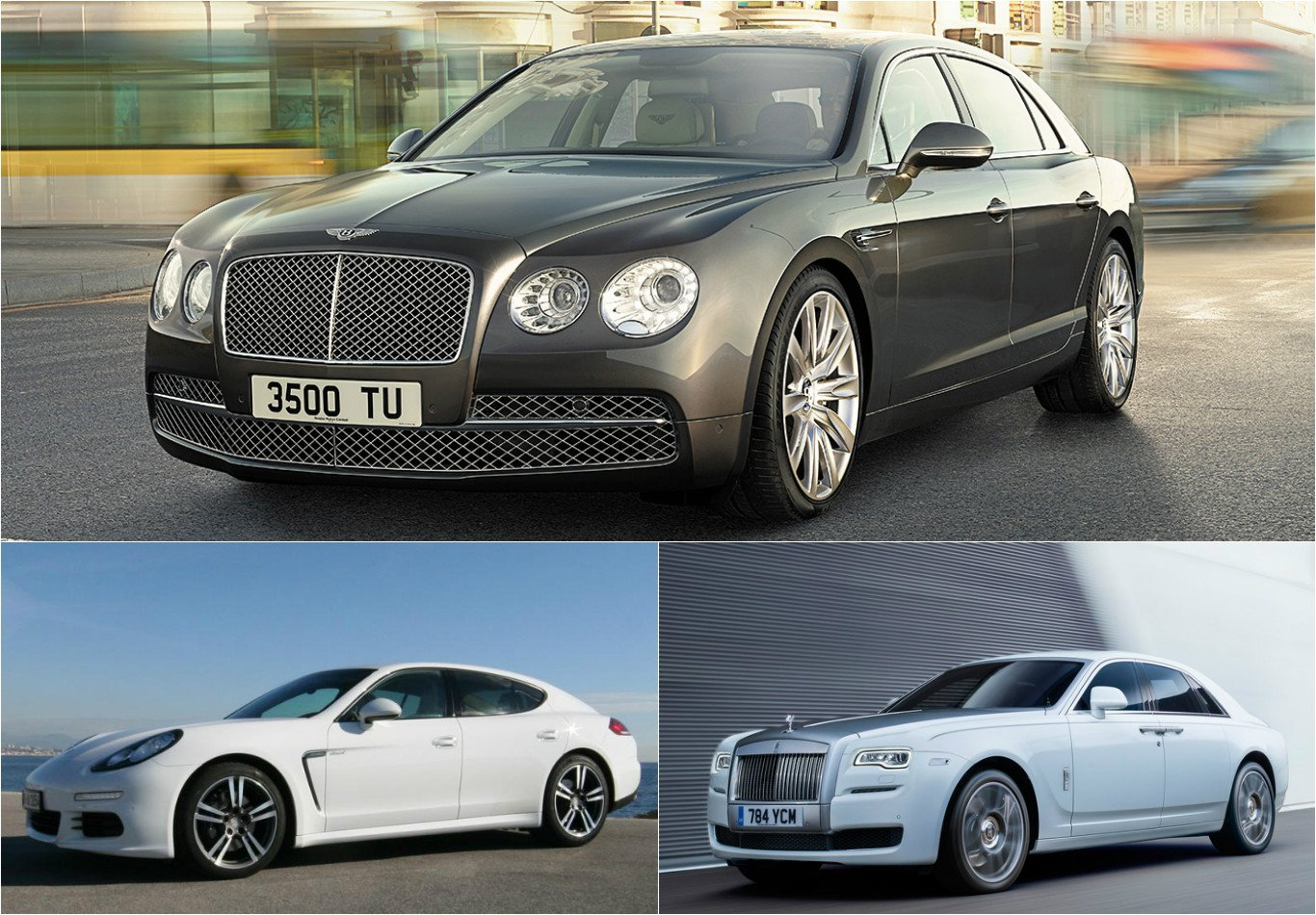 Car Transport Reviews >> Simply the best 4-door supercars