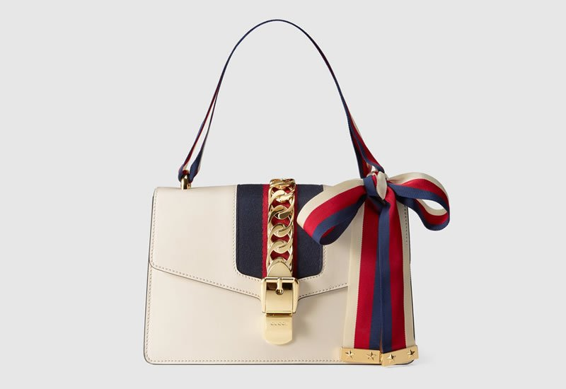 Ll Arm Candy Pick Of The Week Gucci Sylvie Leather