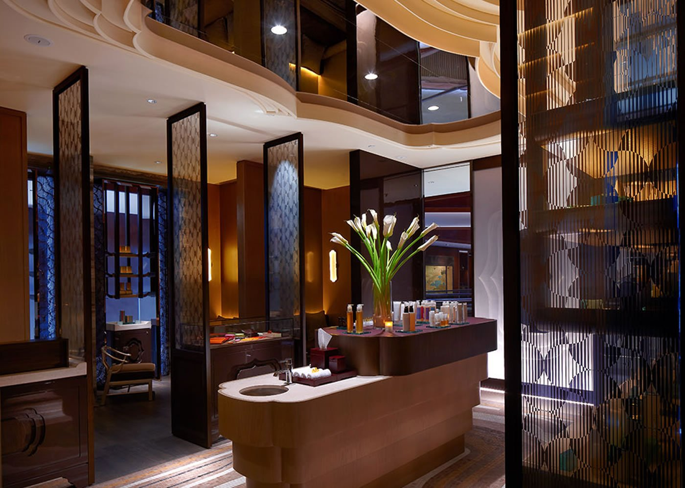 Spa at mandarin oriental singapore review for Salon oriental