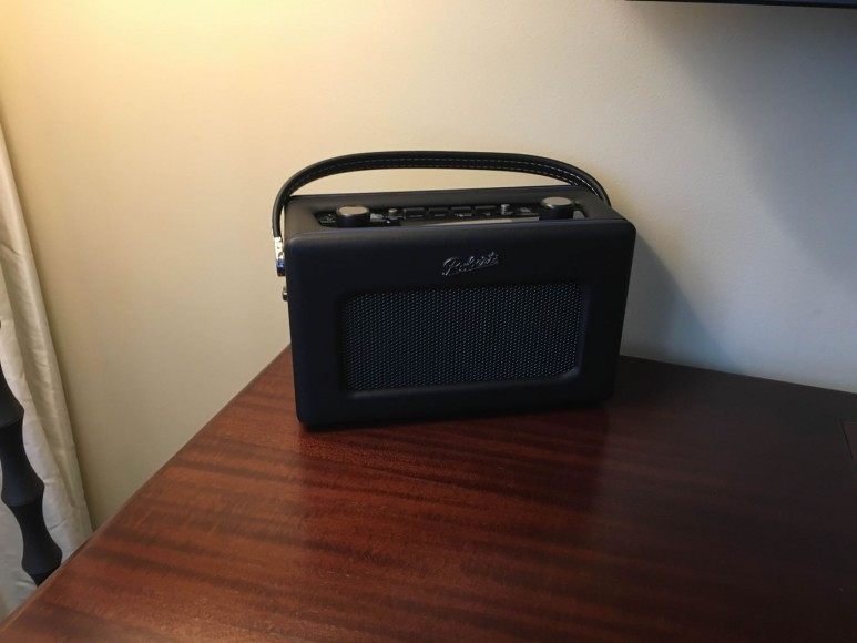 Don't be fooled by its looks - this radio can put a lot music docks to shame.