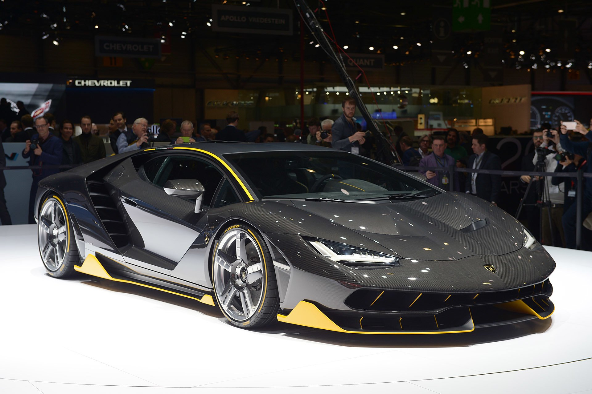 Lamborghini Centenario The Most Powerful And Extreme Lambo