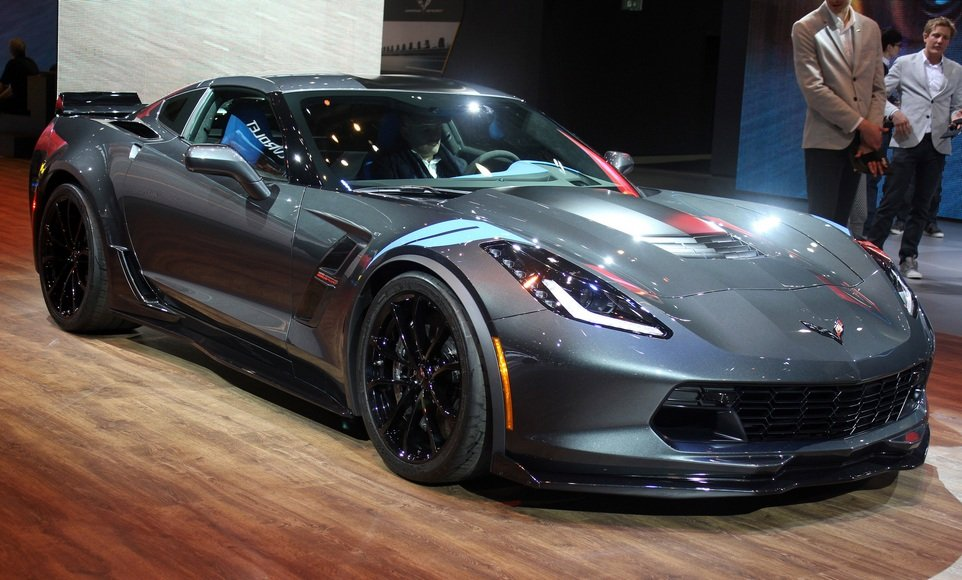 The 2017 Corvette Grand Sports Borrows From The Z06