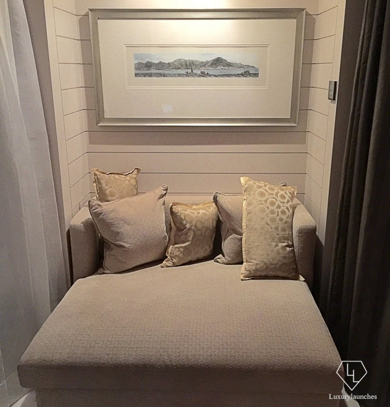 A daybed is a much nicer touch to have in any room compared to a regular sofa