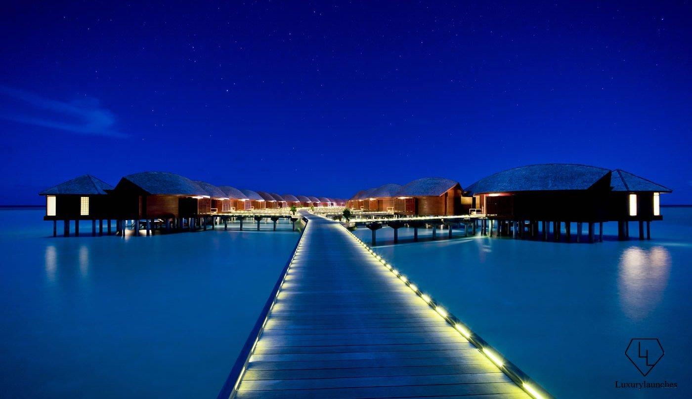 Anantara Dhigu Maldives Resort Reopens Sunsoaked Over
