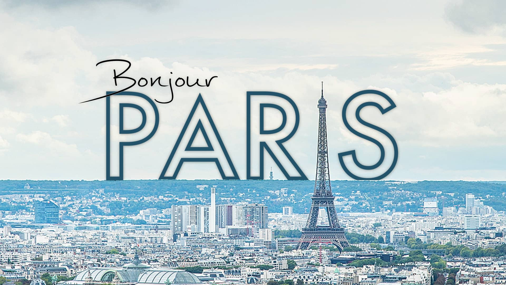 New Paris Time Lapse Video Captures The Magic Of The City