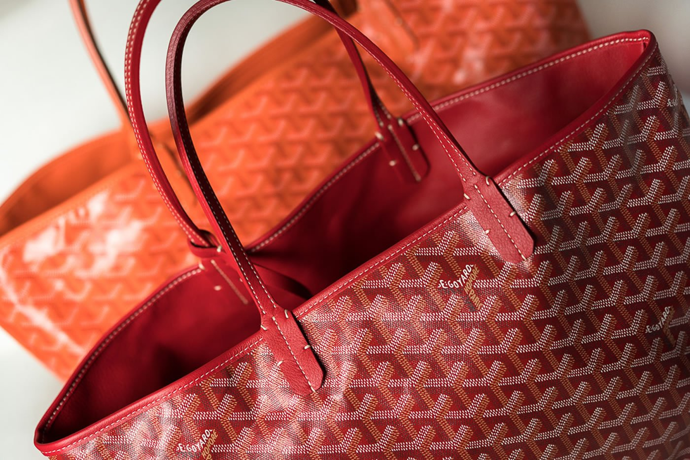 Goyard Launches The Anjou Its Colorful New Range Of